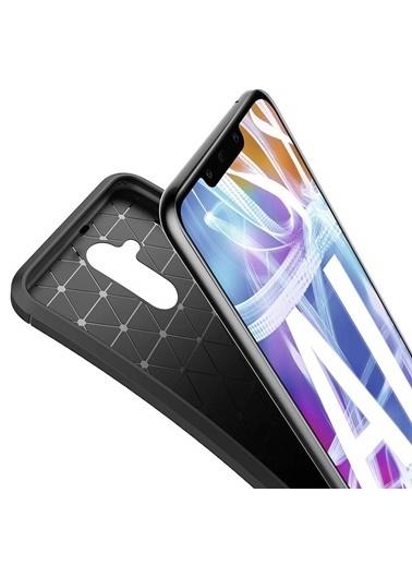 Microsonic Huawei Mate 20 Lite Kılıf Legion Series  Kahve